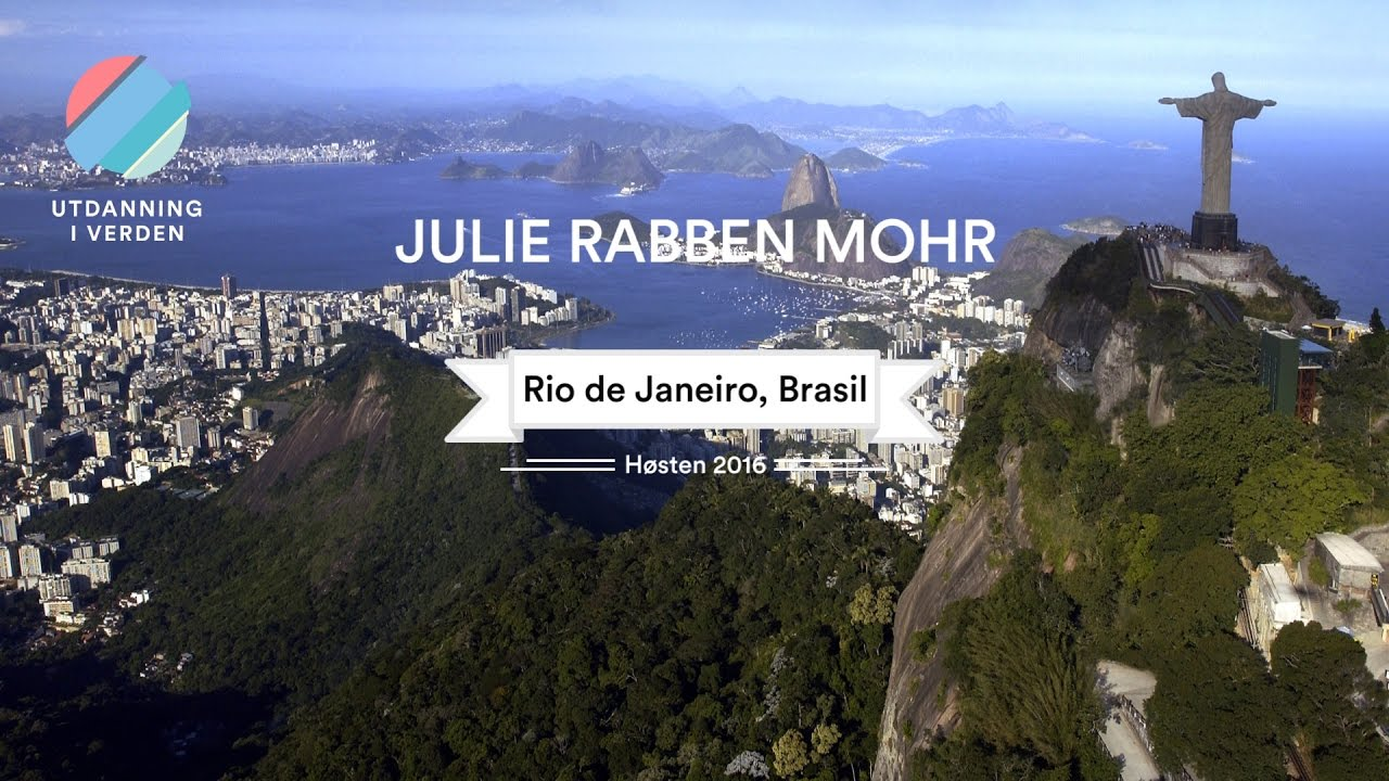 Utdanning i verden - Julie R. Mohr i Brasil