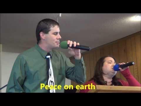 The Bells Of Christmass--- Matt and Sharon Houston WITH LYRICS