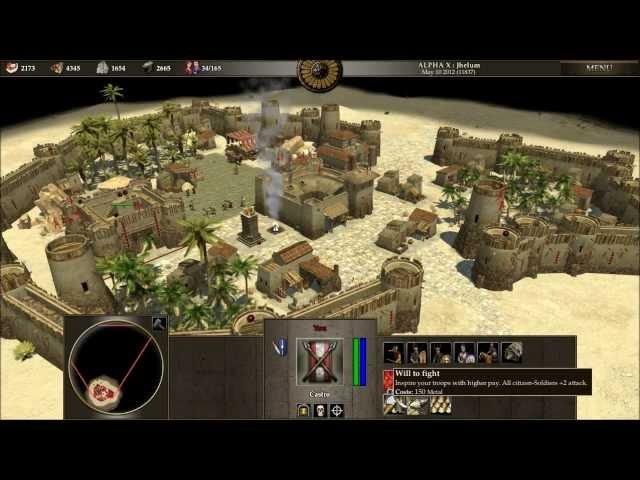 0 A D  Alpha 10 disponible: ¡Spartaaa!