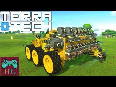 Ita 02 Terra Tech, Ora non si scherza più!