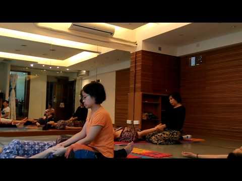Ancient Massage, June 2014 Group