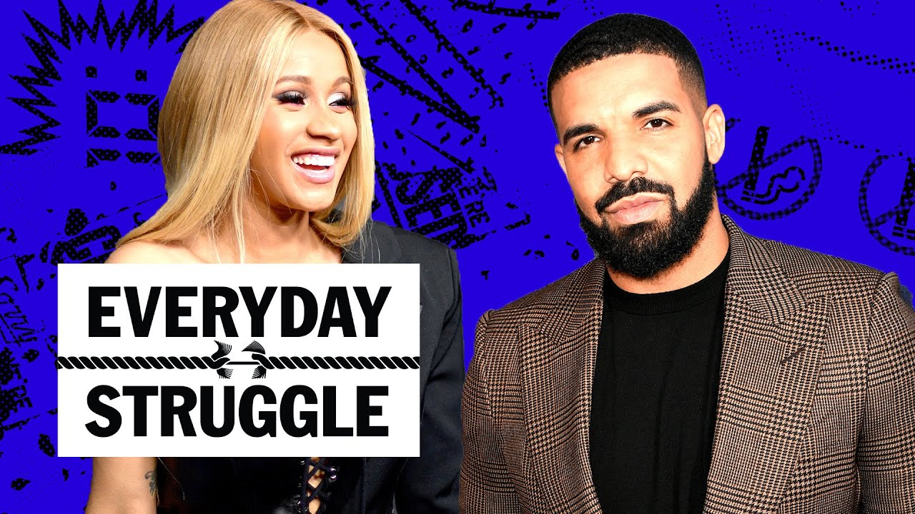 Cardi Confronts Troll, Drake Booed, Will Instagram Hiding Likes Affect Rappers? | Everyday Struggle