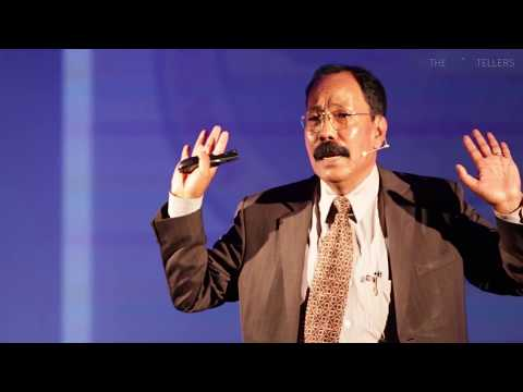 The Storytellers: The man who changed the definition of environment in Nepal - Mr. Suryaman Shakya.