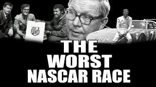 The Worst NASCAR Race Ever: The 1969 Talladega 500