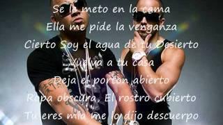 Wisin y Yandel - Tu olor [con letra]