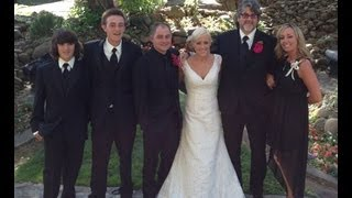 Sam and Daniel Fowler 's Wedding - May 25, 2013 - Paradise, California