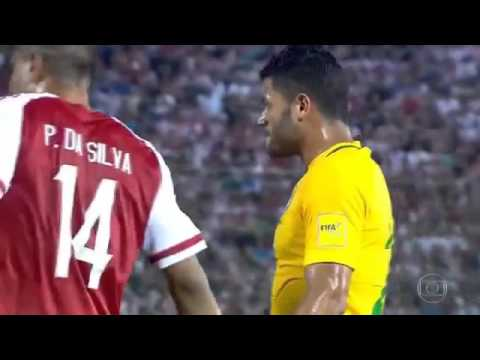 Download Paraguay 2x2 Brazil - All goals & highlights - 2018 Qualifiers World Cup Russia