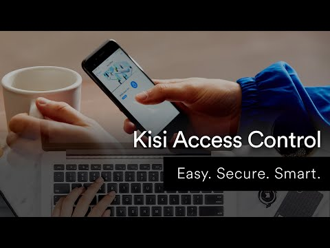 Clean up your access control! Get Kisi for office security