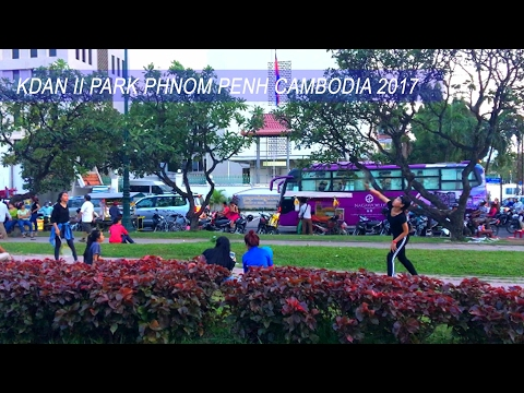 Phnom Penh Cambodia 2017 - Vlog City Cambodia 2 | How to Travel Cambodia - Visit Cambodia 2017