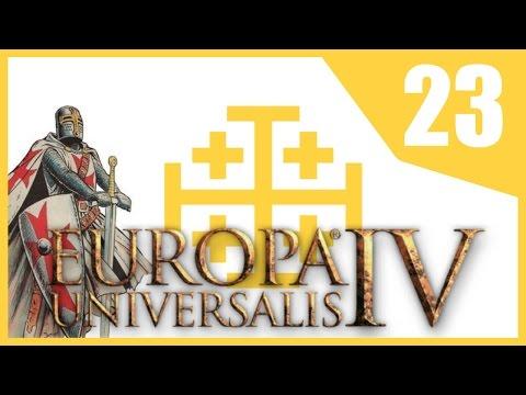 Europa Universalis IV RoM - Jerusalem Religious Fun #23