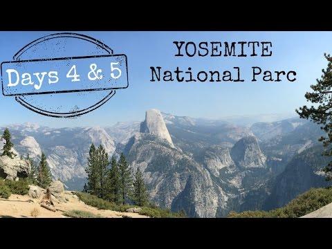 USA Roadtrip : Bye SF - Hello Yosemite