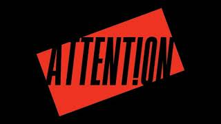 Charlie Puth - Attention Official (Instrumental) Video