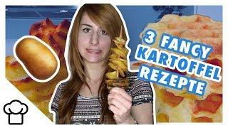 MEINE TOP 3 KARTOFFEL REZEPTE! // Kupferfuchs KüchenChaos 🥔