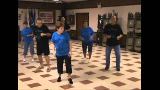The Bop Line Dance