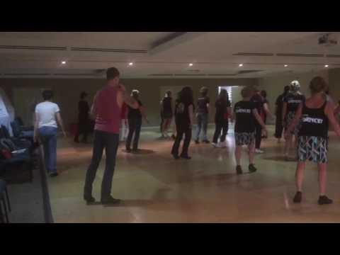 Line Dance ' Heaven On Earth '