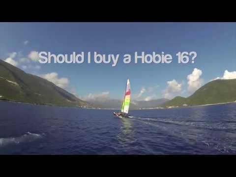 Should I Buy a Hobie 16?