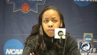 Albany Women's Basketball NCAA Tournament Pregame - 1st Round