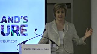 Scottish Government Cabinet Meeting, Wick, Caithness. 14th July 2014