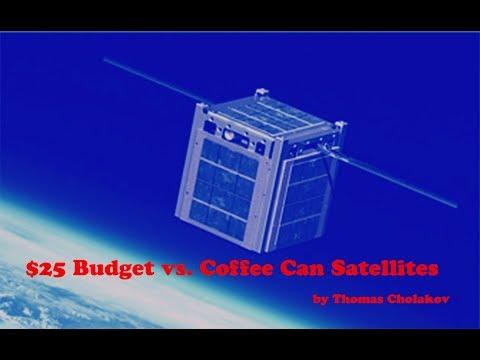 Thomas N1SPY chases mini satellites on a budget