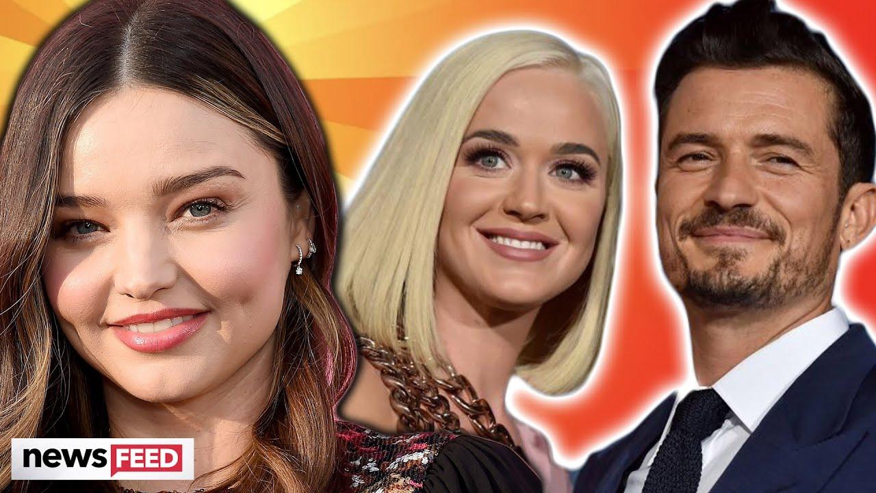 Miranda Kerr 'So GRATEFUL' Katy Perry Came Into Ex-Orlando Bloom's Life!