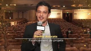 Palmarès du Droit 2021   Parme Avocats   Financement de projets