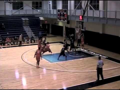 Wallace State Basketball vs Harford Community College-Highlights (12.17.14)
