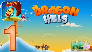 Dragon Hills: Gameplay Walkthrough Part 1 - Riding A Dragon! (iOS, Android) screenshot 3