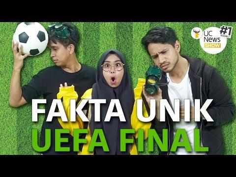 Kocak! UEFA Champions League, Skinnyindonesia24 + Ria Ricis LOL