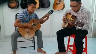 Gia Sư Dạy Đàn Guitar Tại Nhà TPHCM - GV Nguyễn Mạnh Phương if Gv Cung Phi Cường