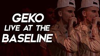 Geko - Baba, Ghetto Queen & More Live At The #Bassline @RealGeko (@OTF_DESH) | UCLDNONLINE