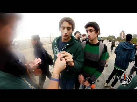GREEN DAY SKATE - Rosario (Argentina) 2011 Videos De Viajes