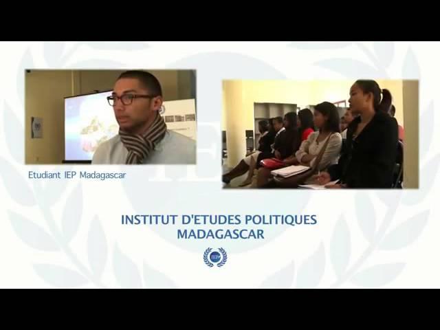 IEP Madagascar - En Bref-2013