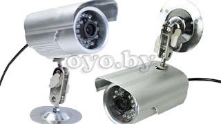 Купить камеру регистратор Nova 660 SD для уличного видеонаблюдения.(, 2016-01-20T14:43:30.000Z)