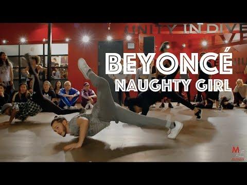 Beyoncé - Naughty Girl | Hamilton Evans Choreography