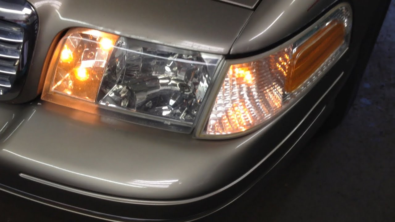 ford quick tips 21 ford crown vic turn signal problems often misdiagnosed [ 1280 x 720 Pixel ]