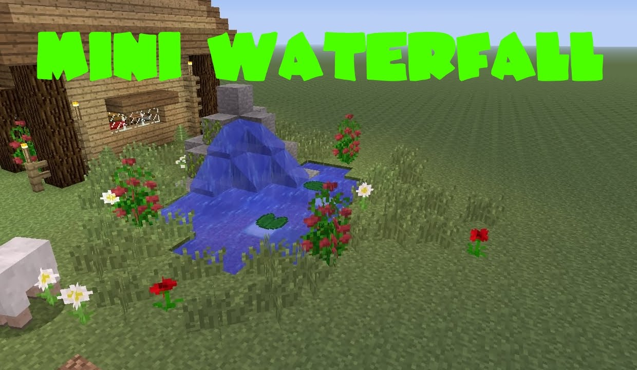 Garden Ponds With Waterfalls How To Make