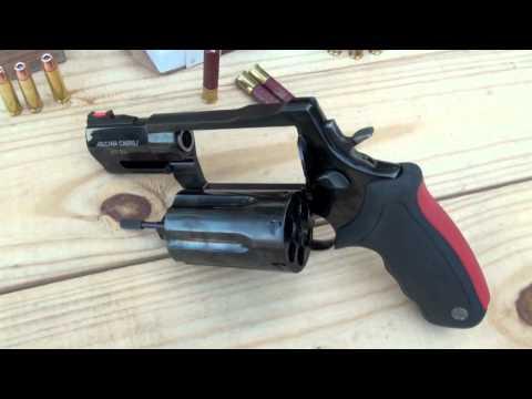 Taurus Raging Judge Revolver