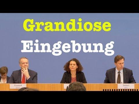 18. März 2019 - Bundespressekonferenz - RegPK