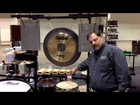 PASIC 2013: Adams Rack System, Temple Blocks and Trap Tray Extension