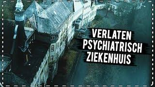 PARANORMAAL en VERLATEN psychiatrisch ziekenhuis bezoeken midden in de NACHT (deel 1)