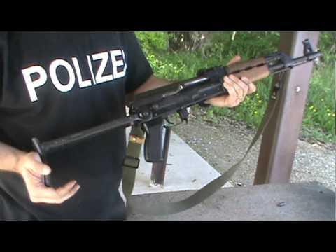 Zastava M70 AB2 AK-47 - YouTub...