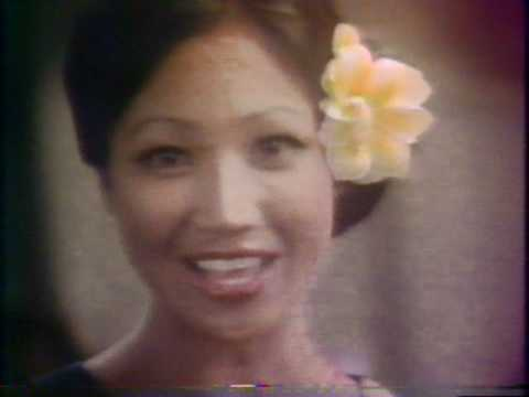 United Airlines Hawaii commercial 1979