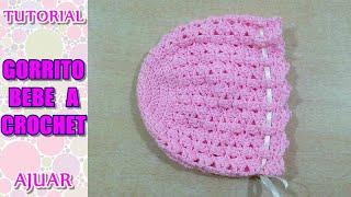64cc6ae2f27cc Crochet Y Vos Saquito Para Bebe Crochet Bebes - SlideHD.CO
