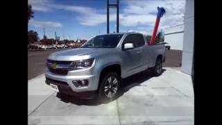 New 2016 Chevy Colorado #C325979 Located at Hall Chevrolet Buick in Prosser
