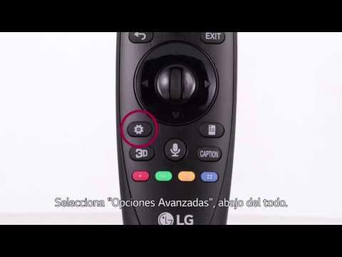 LG SmartTV Con WebOS: Actualizar Software