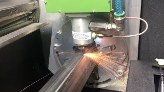 Fablight Tube Cutting Laser With Small Footprint