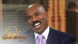 Steve Harvey: 3 Things Every Man Needs | The Oprah Winfrey Show | OWN