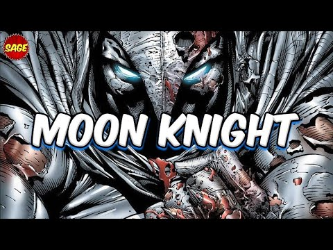 "Who is Marvel's Moon Knight? Psychotic, Super-Powered ""Batman"""