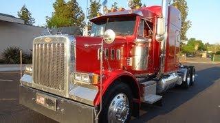 Peterbilt Model 379 Transformer Semi Truck Paccar Optimus Prime Detroit Diesel Custom Transformers
