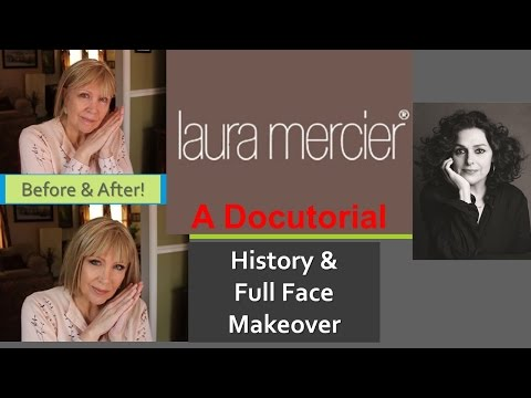 LAURA MERCIER Cosmetics  DOCUTORIAL